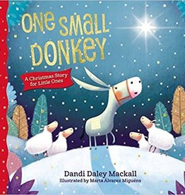 One Small Donkey Christmas Book
