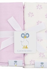 Goose Waddle Two Pack Burp Cloths