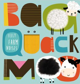 Baa Quack Moo Children's Book