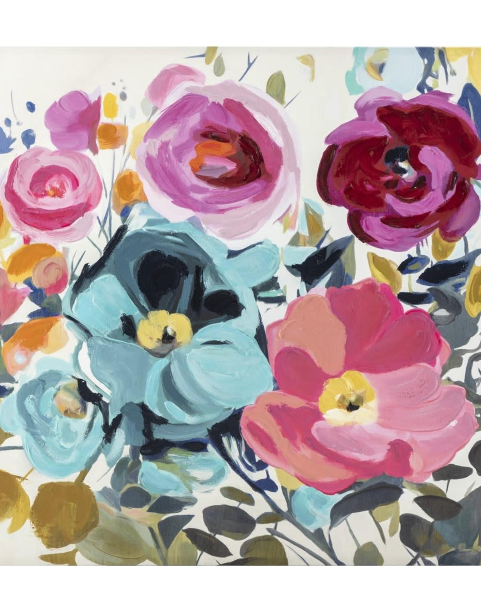 Phoebe Oil on Canvas
