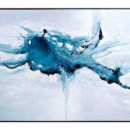 Bouyancy Framed Oil Painting