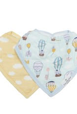Up Up & Away 2 Pack of Bibs