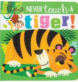 Never Touch a Tiger Children's Book