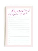 Happy Tines Mamas To Do Notepad