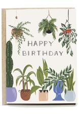 Pen + Pillar Plant Lover Birthday Card