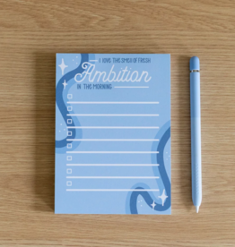 Cardinal Directions CD Ambition Notepad