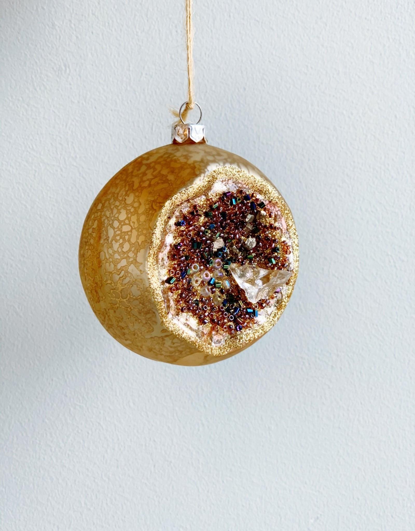 Geode Ornament