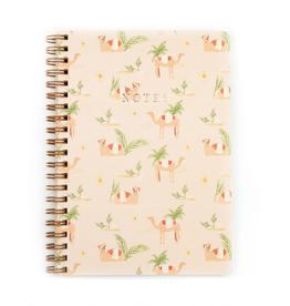 Pen + Pillar Camel Handmade Notebook
