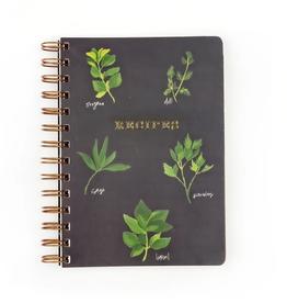Pen + Pillar Herb Recipe Book