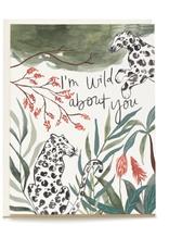 Pen + Pillar Wild About You Card