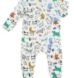 Cool Pups Gown 0-3M