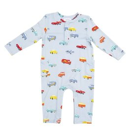 Sweet Ride Romper 3-6M