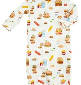 Burger Joint Gown 0-3M
