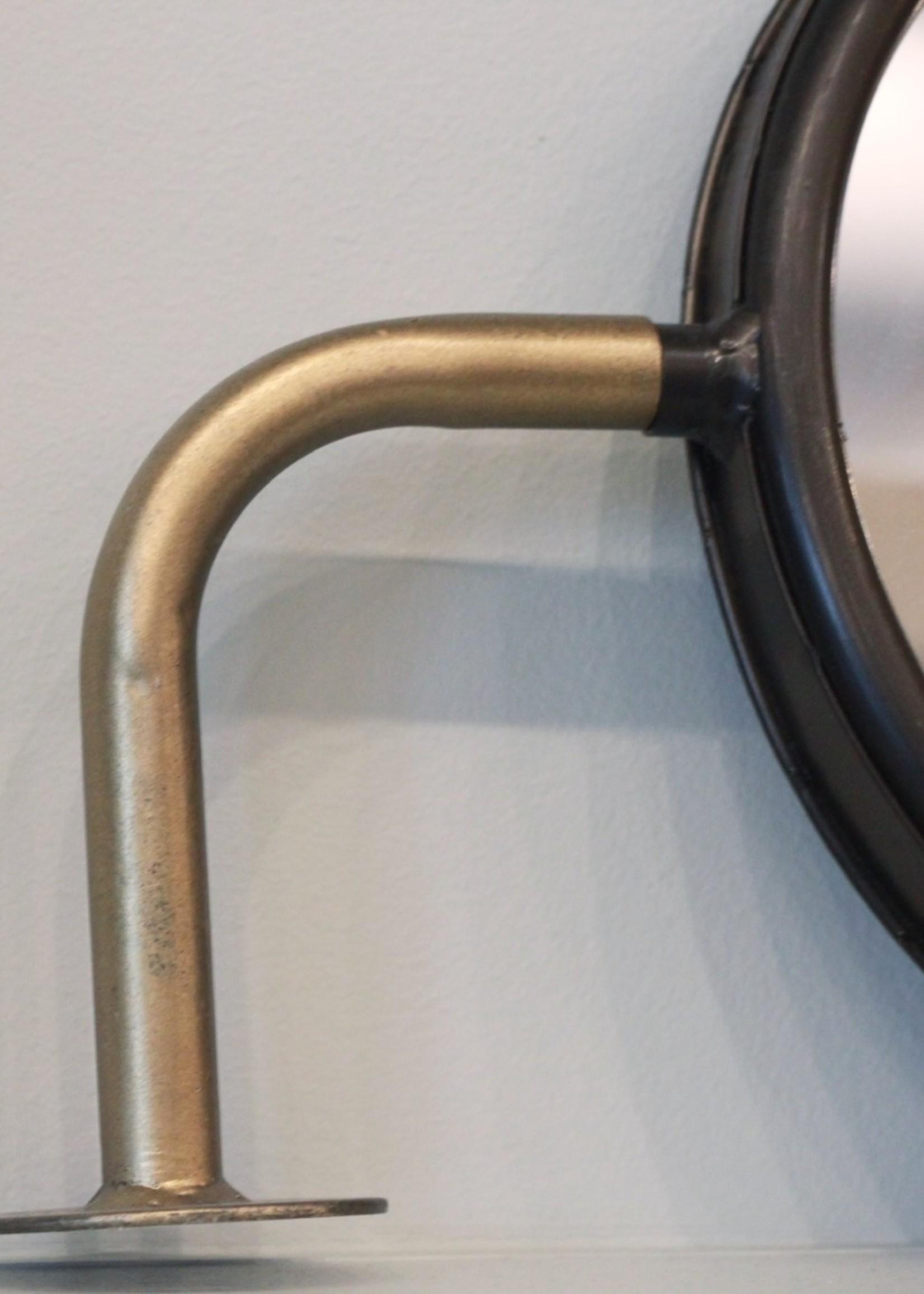 Metal Wall Mount Mirror
