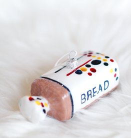 Sliced Bread Ornament