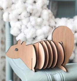 Squirrel Coaster Buddy