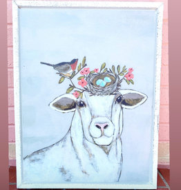 Bird and Farm Critter Painting