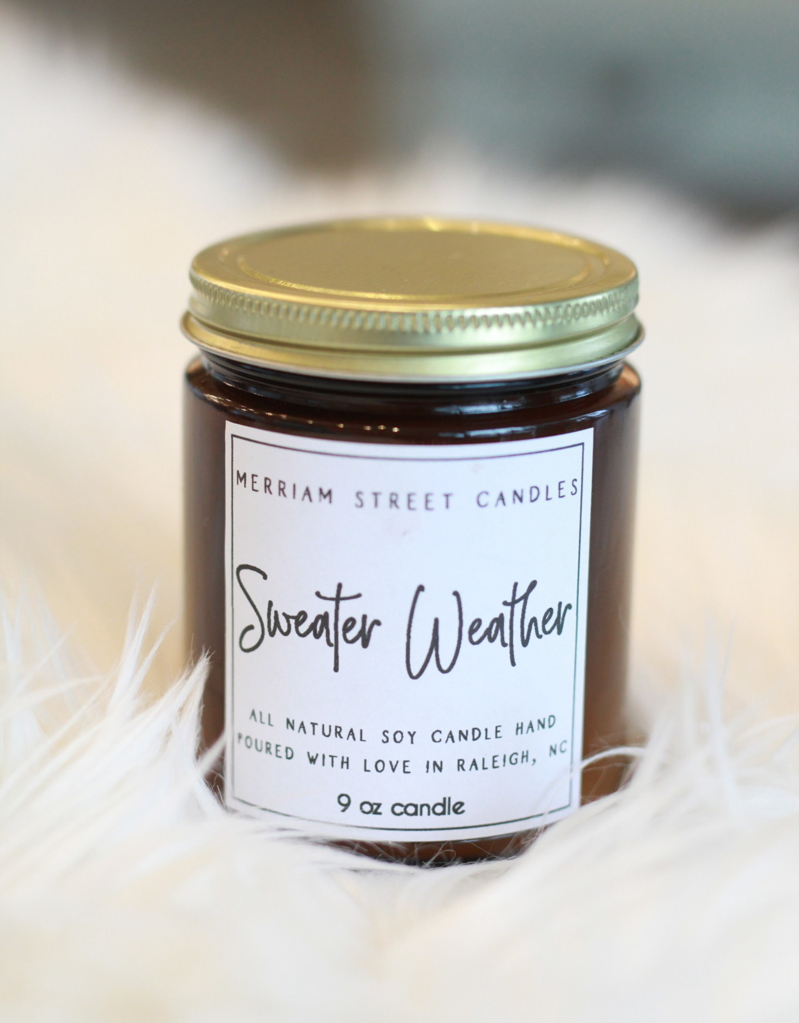 Merriam Street Candles Merriam Street Candles