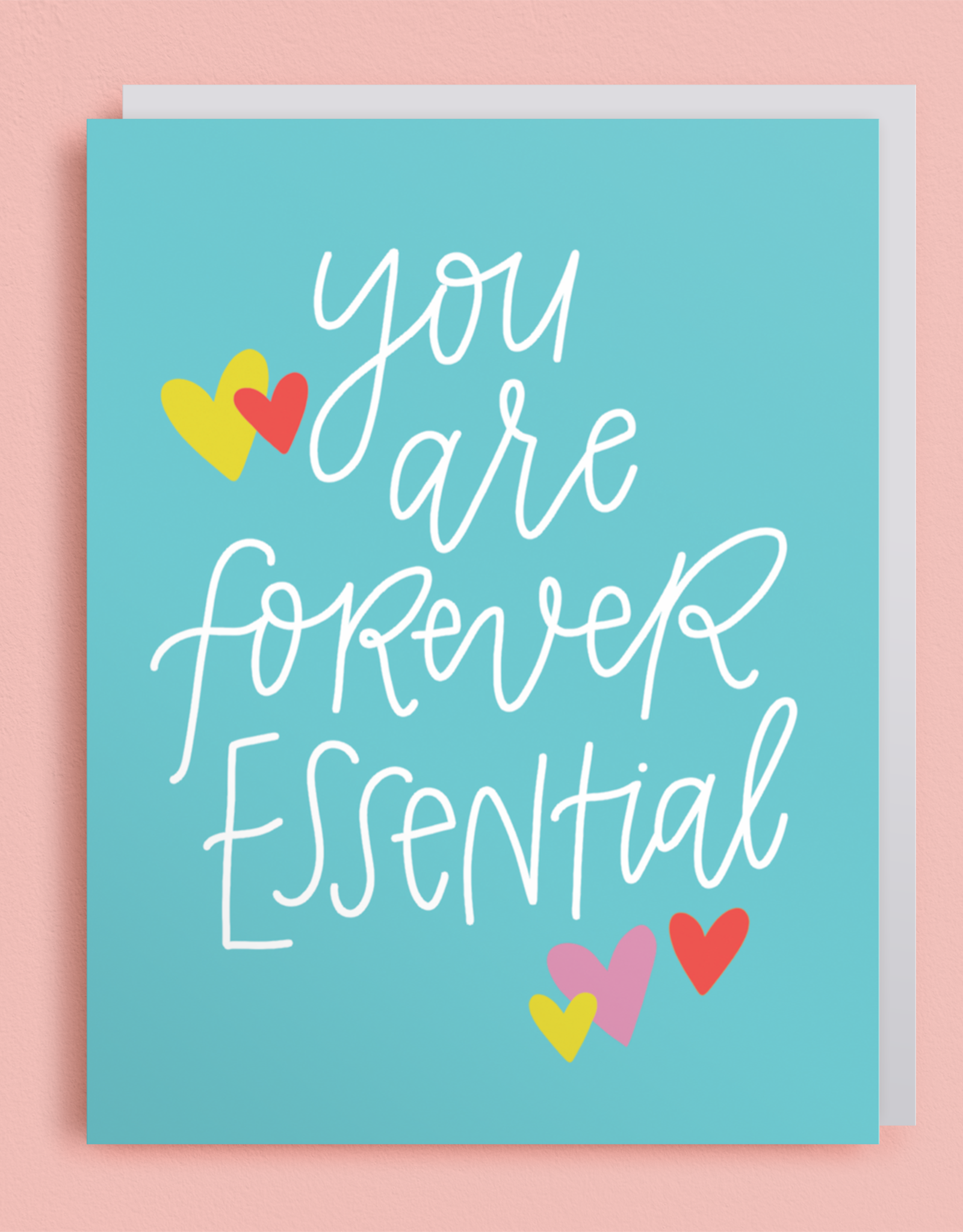 Happy Tines Forever Essential Card