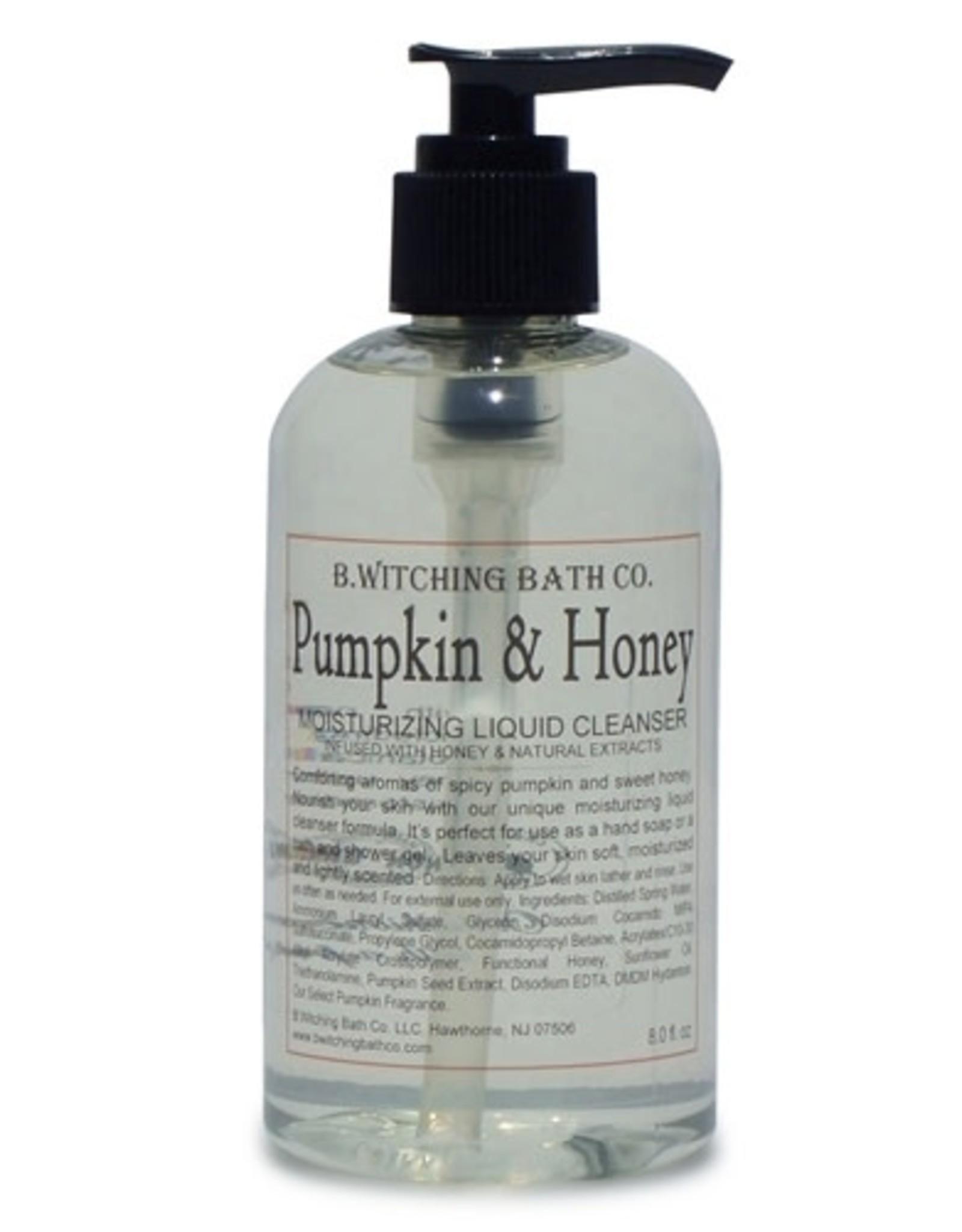 Pumpkin & Honey Moisturizing Liquid Cleanser