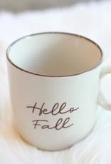 Hello Fall Mug