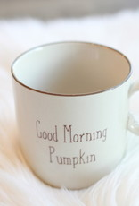 Good Morning Pumpkin Mug