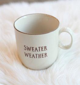 Sweater Weather Mug