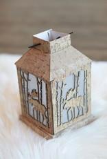 Paper LED Lantern