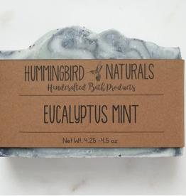 Hummingbird Naturals Eucalyptus Mint Soap