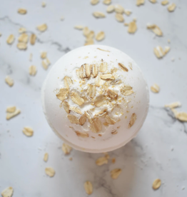 Hummingbird Naturals Oatmeal & Honey Bath Bomb