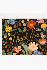 Strawberry Fields Thank You Card