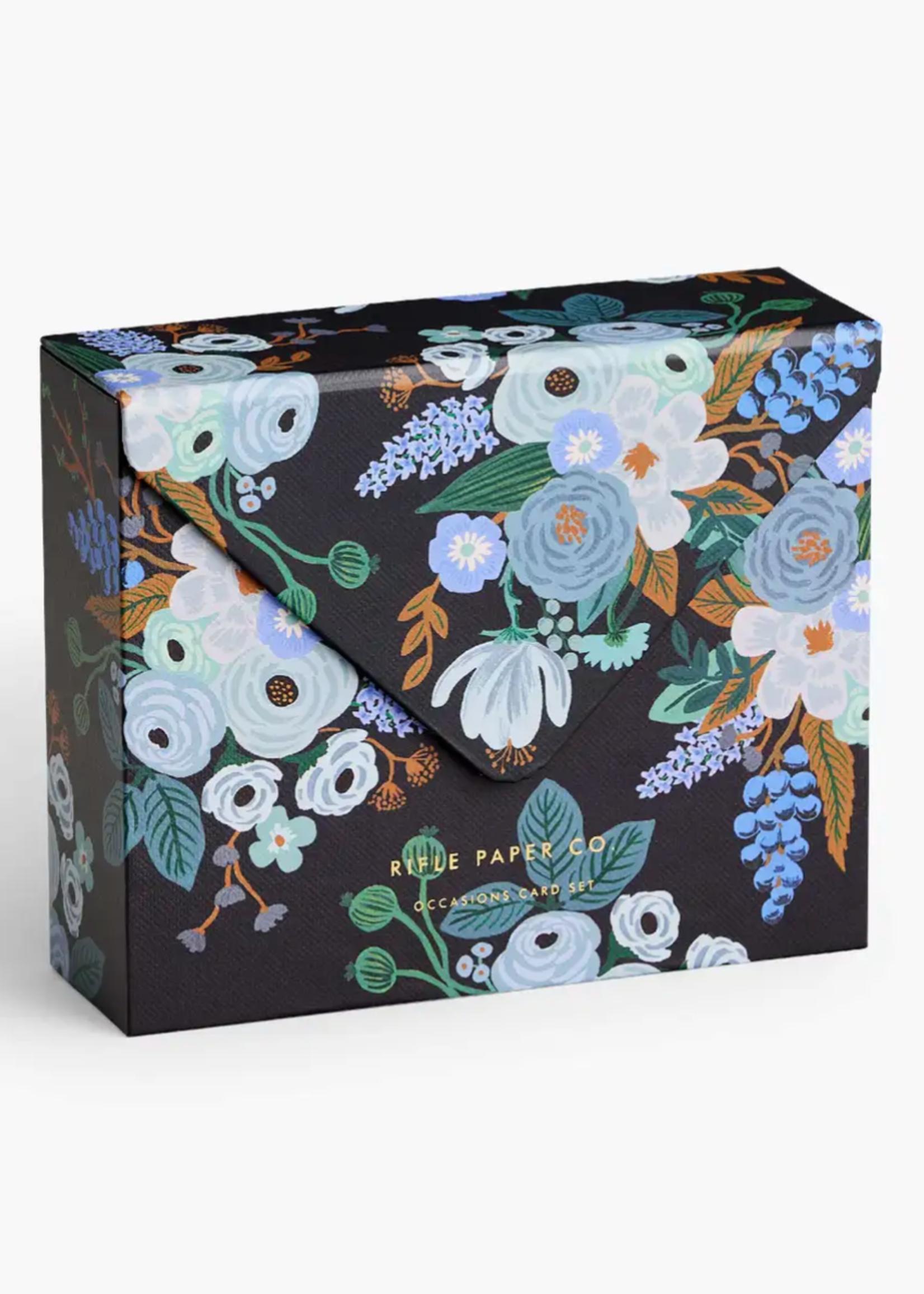 Mixed Florals Essentials Card Box