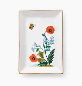 Poppy Botanical Catch All Tray