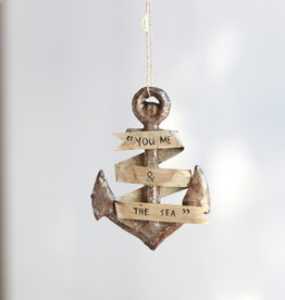 Momento Anchor Ornament