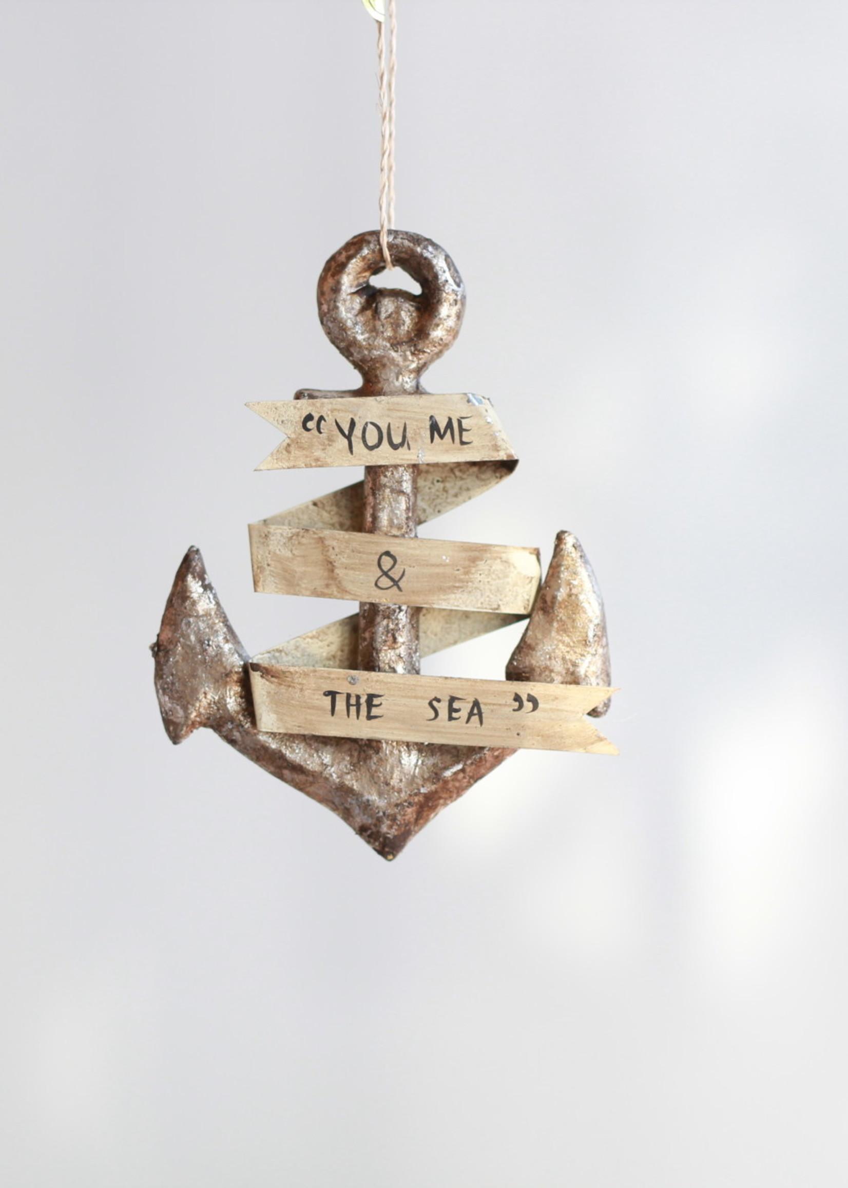 Momento Anchor Ornament