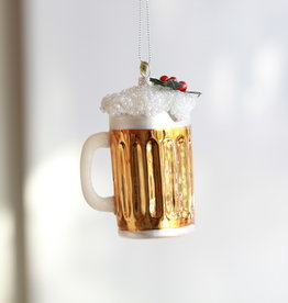 Hoppy New Year Ornament