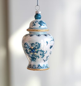 Chinoiserie Ginger Jar Ornament