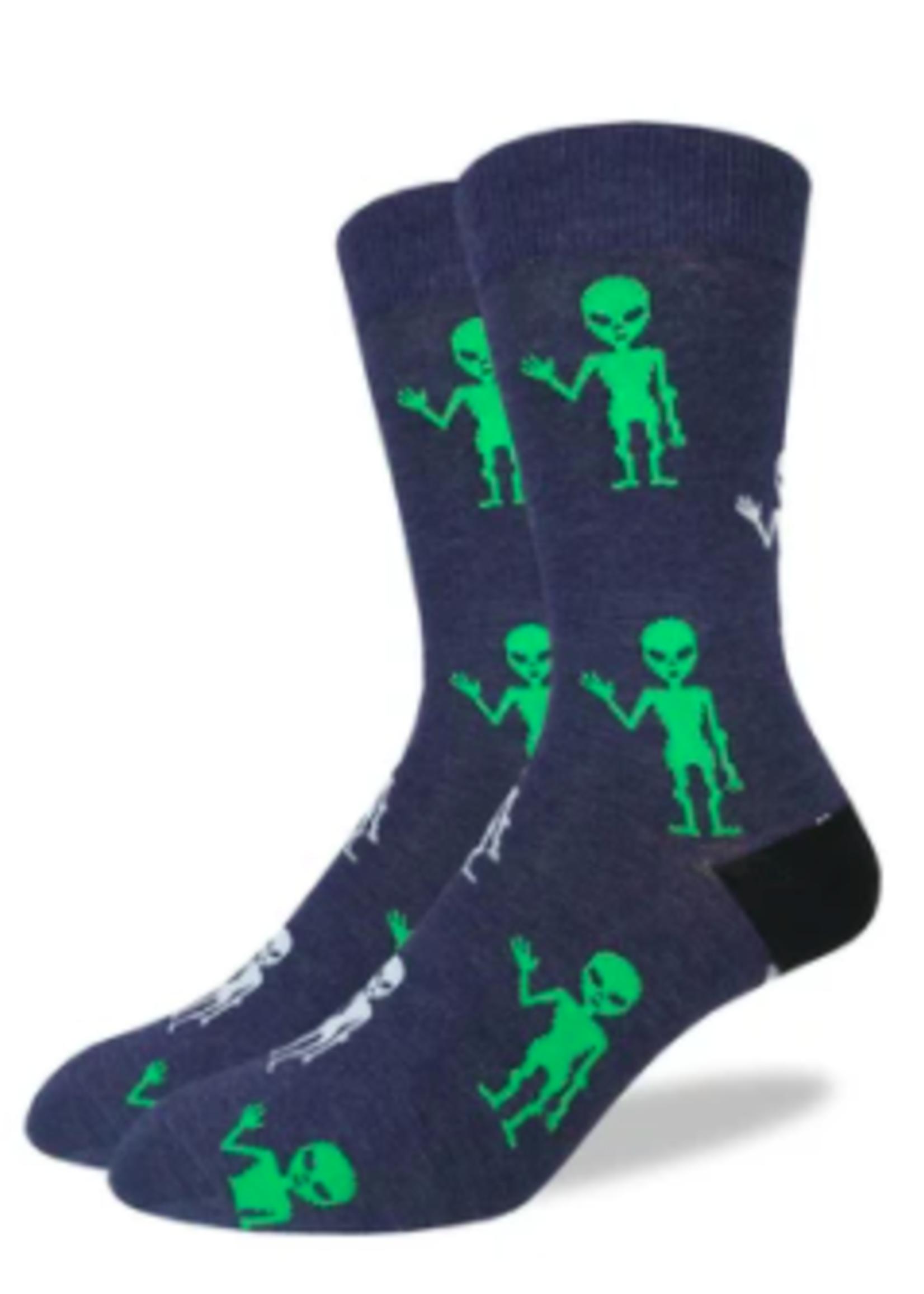 Aliens Socks