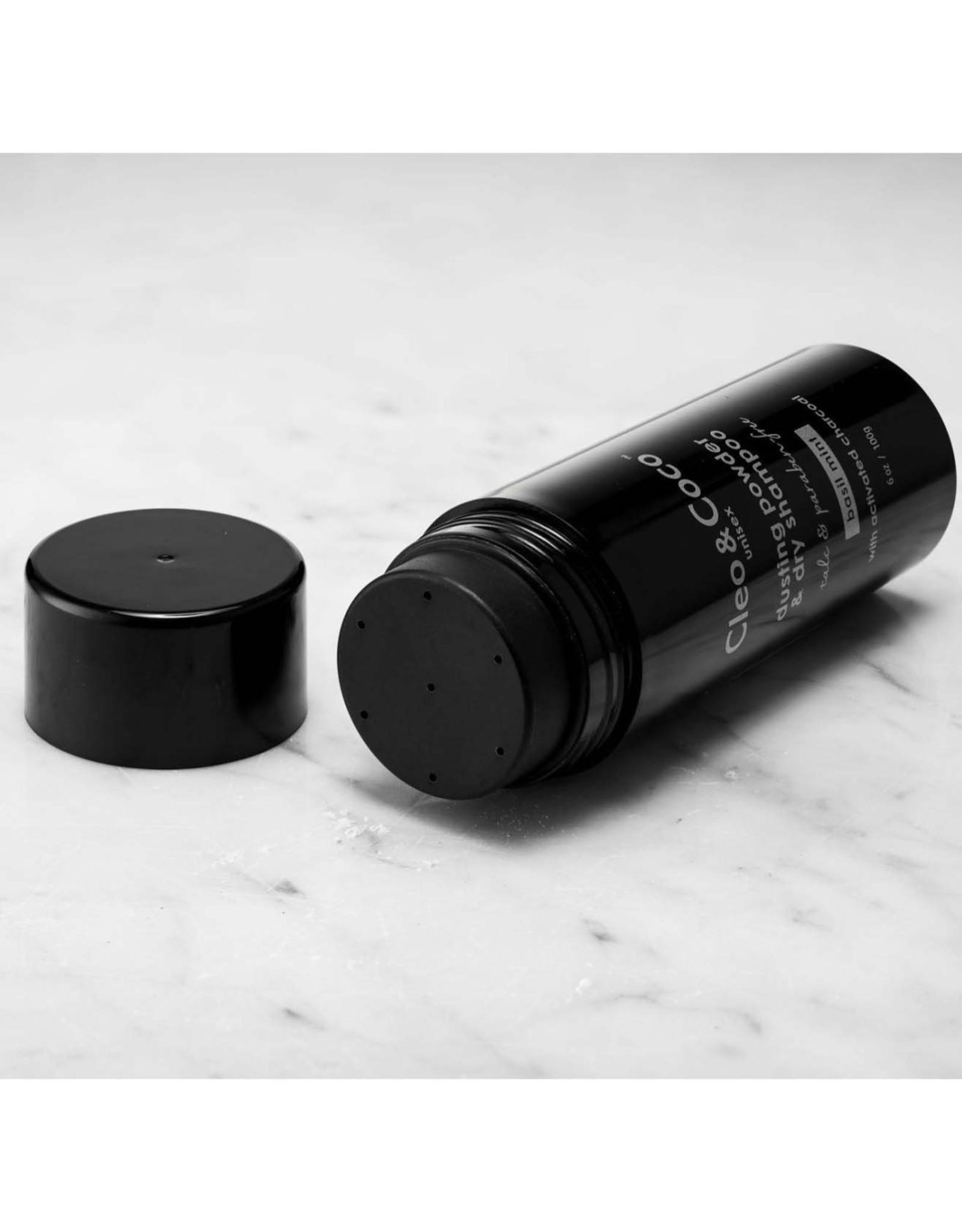 Basil Mint Dusting Powder & Dry Shampoo