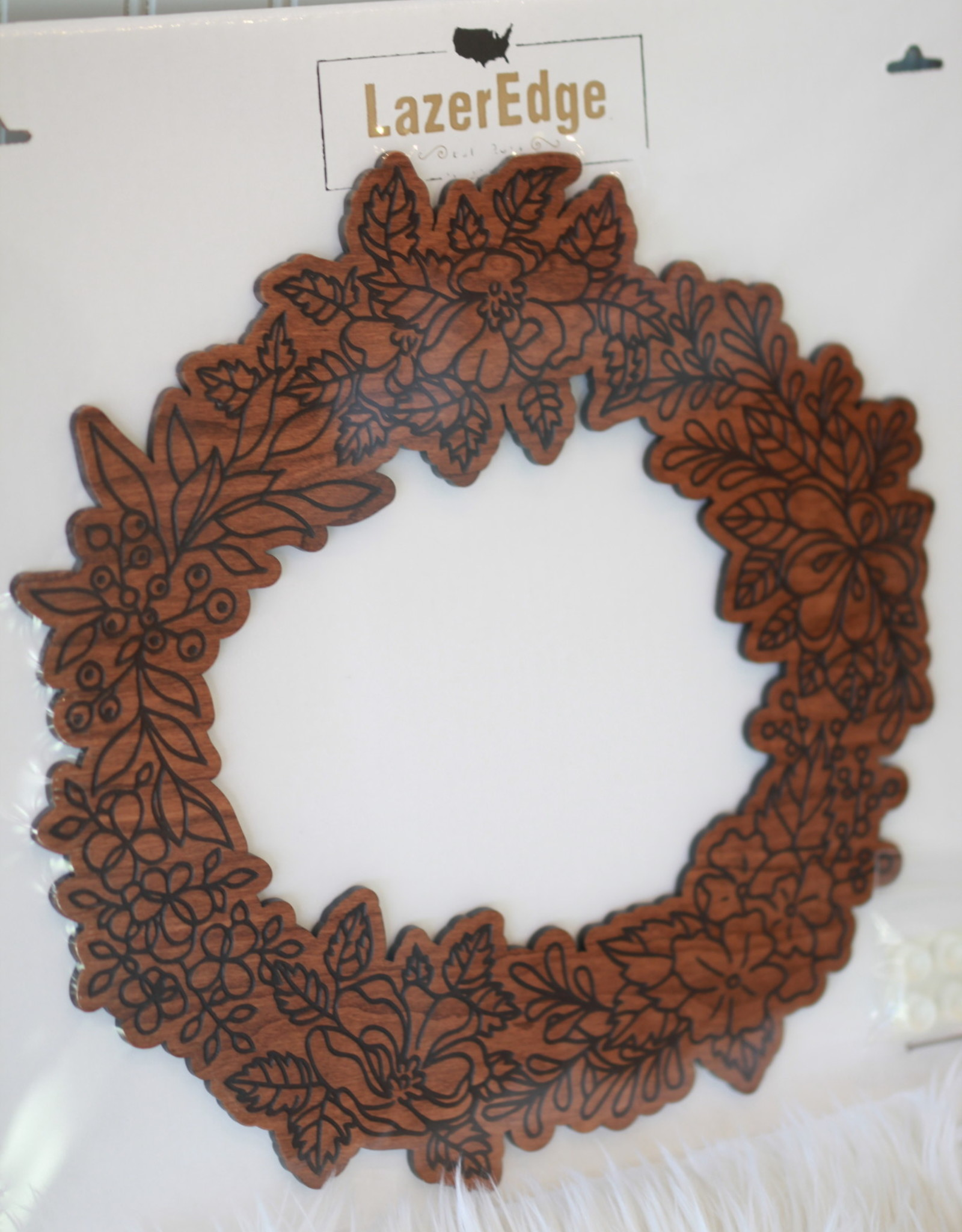 LazerEdge Cherry Multi Season Wreath