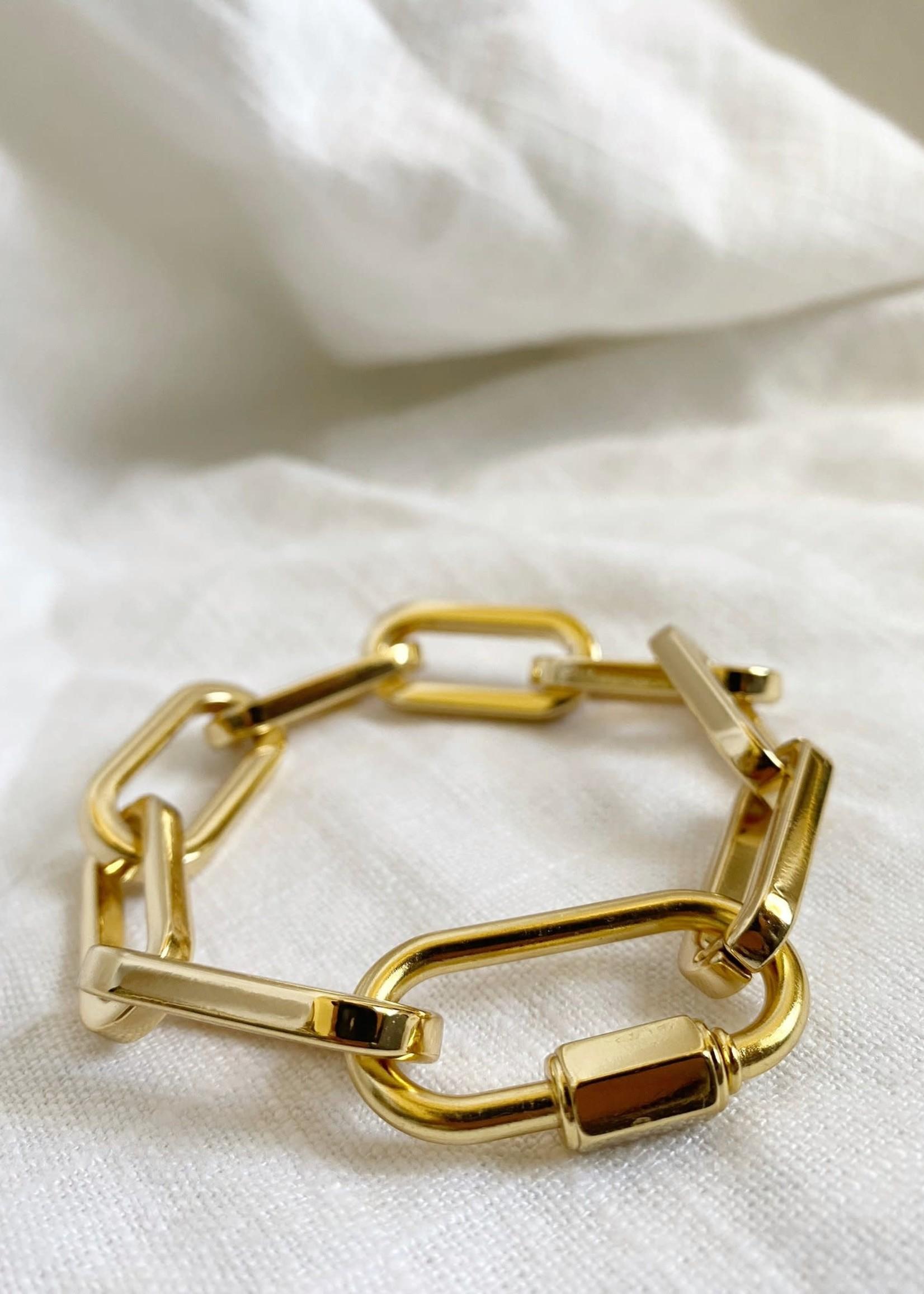 Bofemme Bofemme Bianca Gold Bracelet
