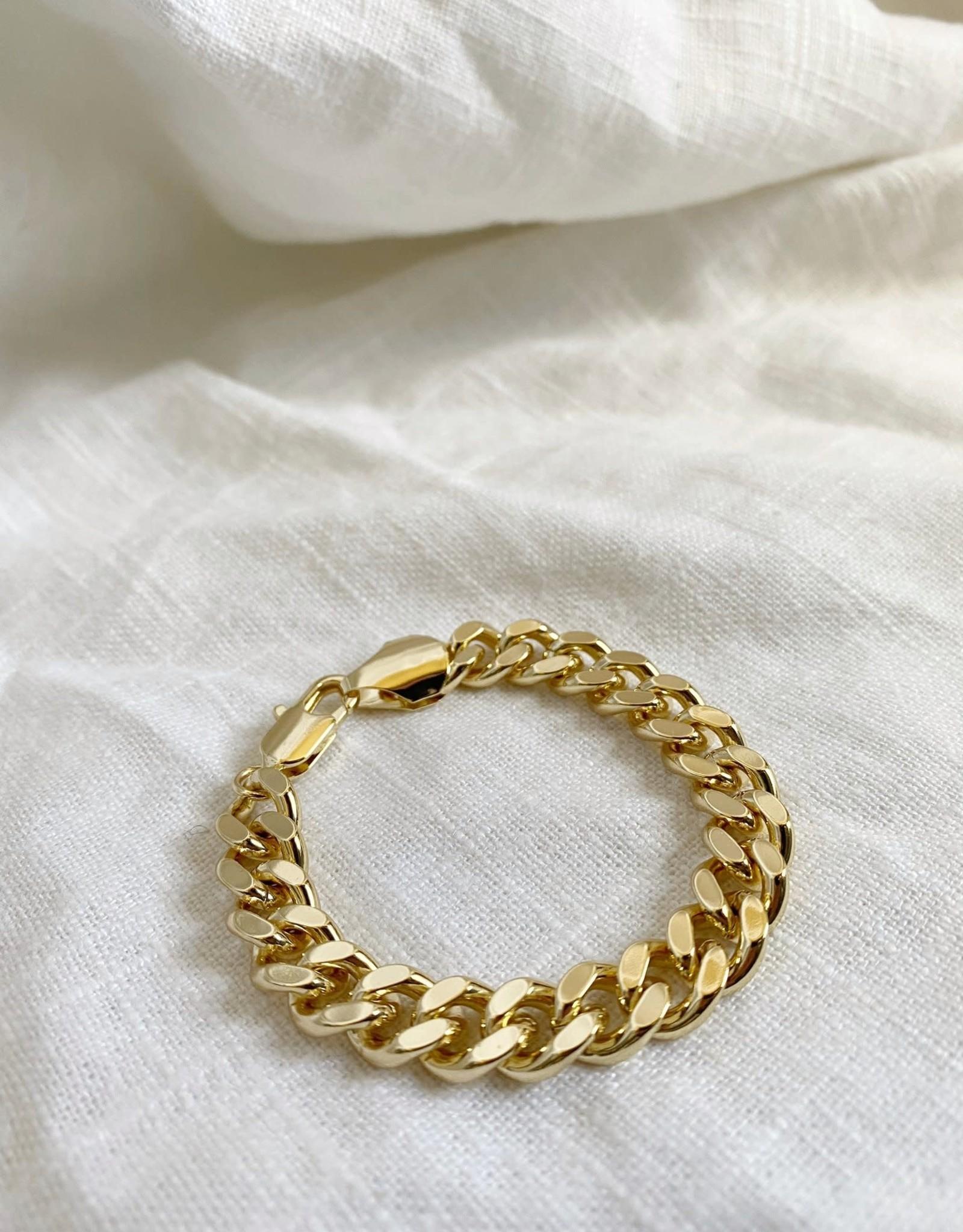 Bofemme Bofemme Barcelona Gold Bracelet