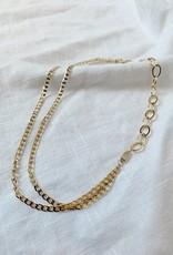 Bofemme Bofemme Aperol Gold Necklace