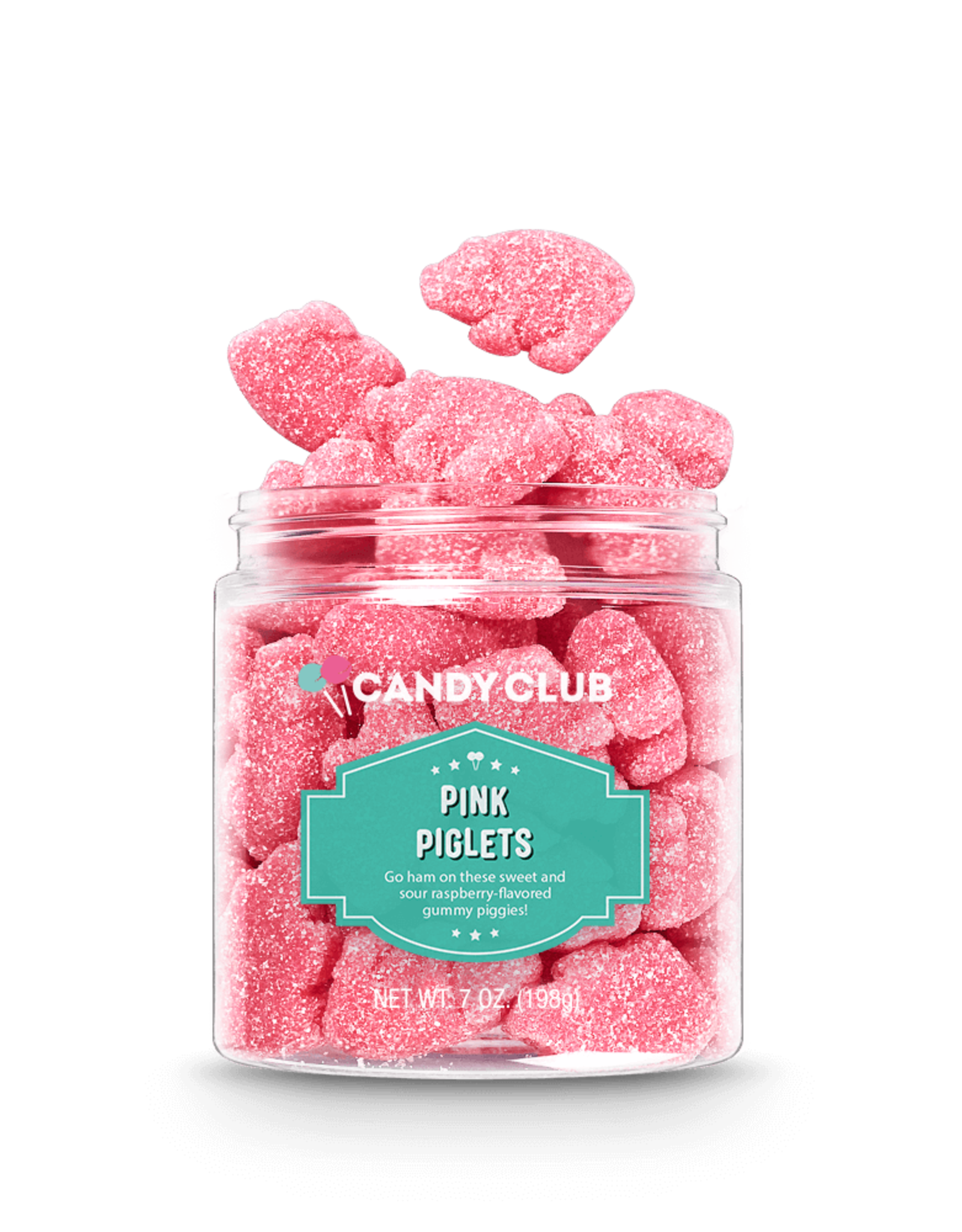 Candy Club Pink Piglets Candy