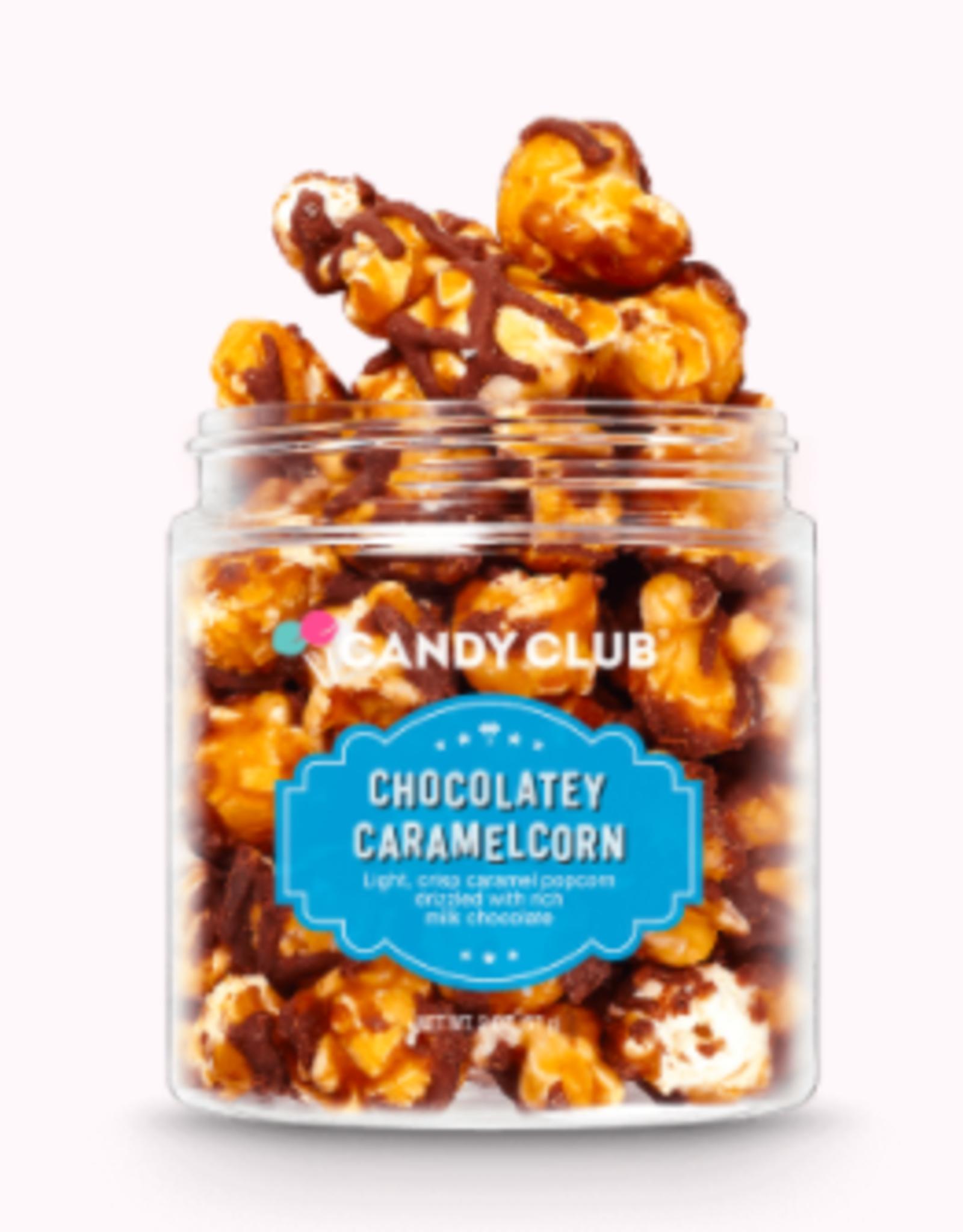 Candy Club Chocolatey Carmel Corn