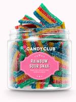 Rainbow Sour Belts Candy