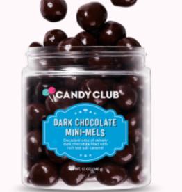 Candy Club Dark Chocolate Mini-Melts Candy