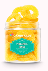 Candy Club Pineapple Rings Candy
