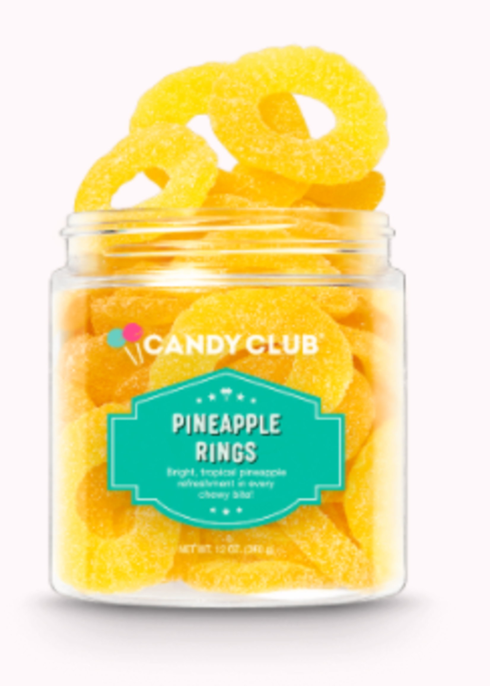 Pineapple Rings Candy