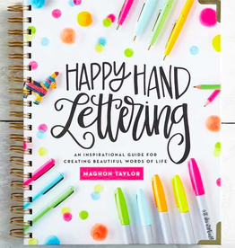 Day Spring Happy Handlettering Book